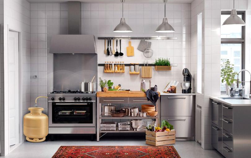 Precisou de Gás P13 Para a Sua Cozinha? A Gás Vale Tem!